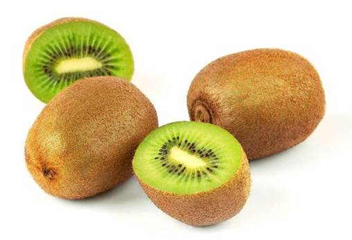 A part from health benefits, the pregnant can exploit the beauty functions of kiwi.