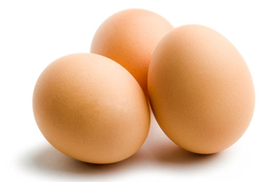 Eat eggs, fish, low-fat dairy and lean meat.