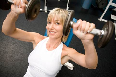 Building muscle isn't the only way that lifting heavy weights can help you stay healthy and injury-free as you get older.