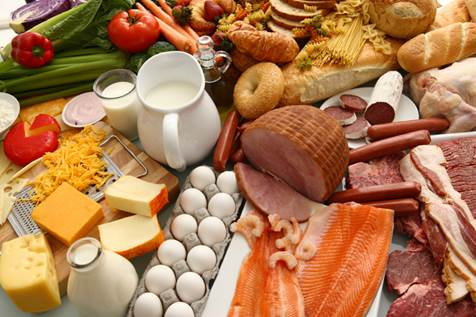 Raw or uncooked foods can cause miscarriage.