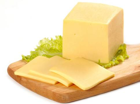Cheese is good for children.