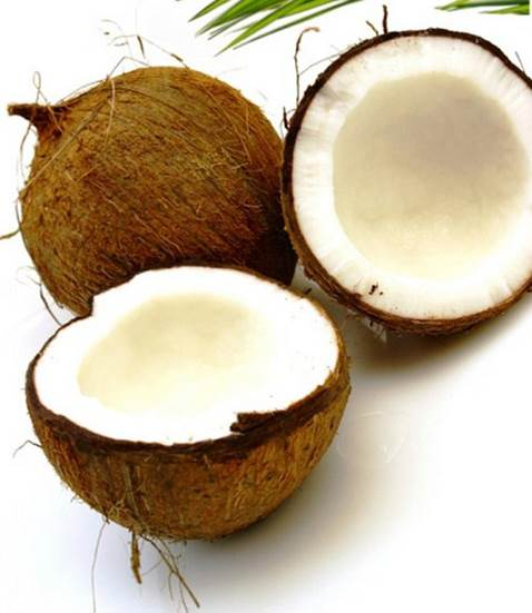 Coconut oil is efficient and safe for pregnant woman who have dry hair.
