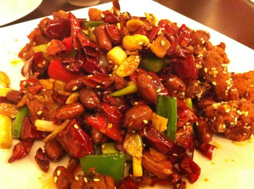 You should reduce eating hot, spicy foods.