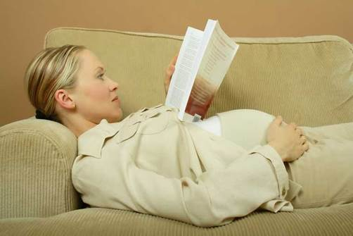 Reading a book can bring you relaxation.
