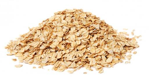 Oats are loaded with fibre, which helps keep your digestive tract in tip-top shape and keeps you feeling full for hours.