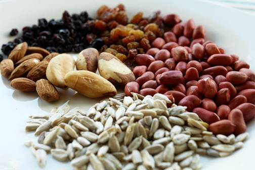 Keep inflammation to a minimum by eating food rich in essential fats, such as nuts, seeds, avocado and oily fish.