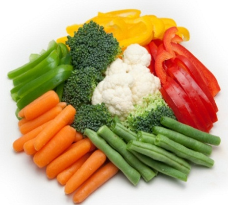Eat more fibre and prebiotic foods, such as vegetables and pulses, which 'feed' friendly gut bacteria.