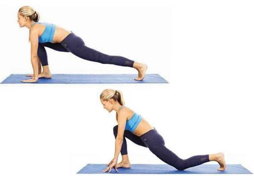 How it heals: helps to relieve tight quads and hip flexors, which can become shorter and tighter during runs