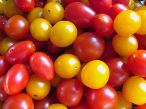 7 cherry tomatoes