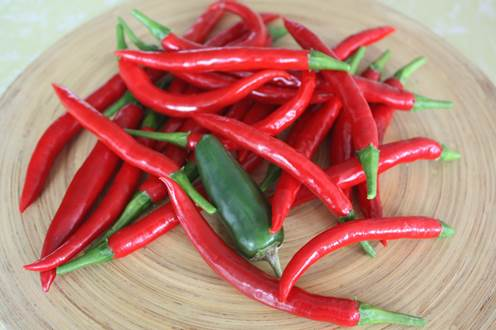 The real hero ingredient of chili is a super compound called capsaicin.