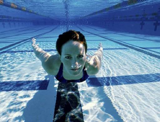 You're never too old to learn efficient swimming.