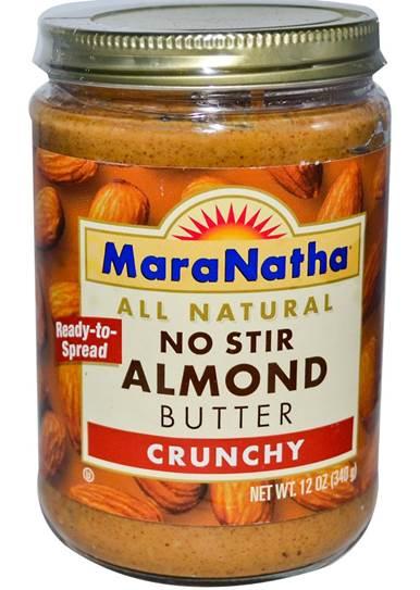 The winner is... Almond butter.