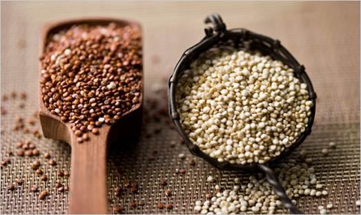 The winner is... Quinoa