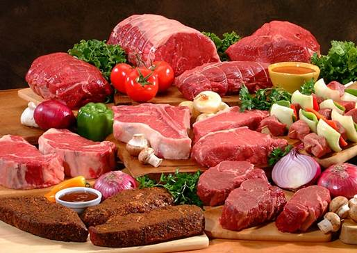 You should feed babies with a moderate and sensible amount of meat.