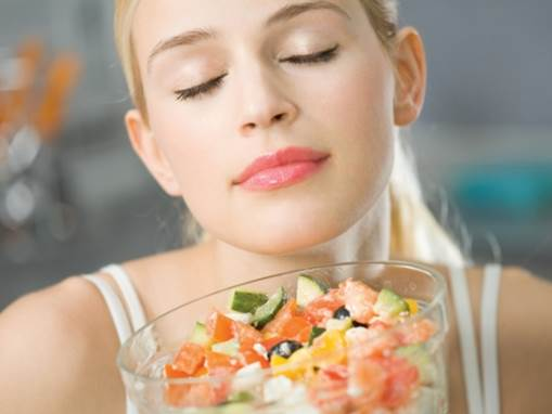 Vegetables and fruits can detoxify your body.