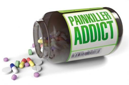 Some people who are given high-dose painkiller descriptions are easier addicted to the medicines in the long run.