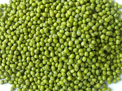 Green soy has a lot of medical effects.