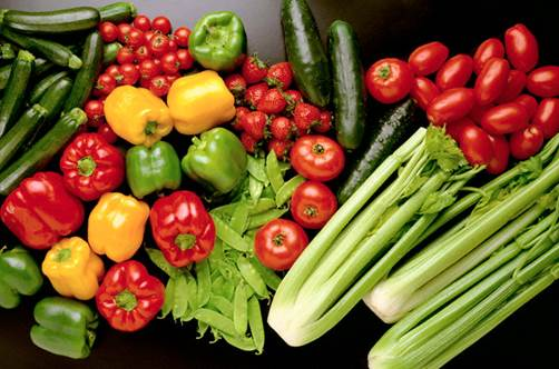 You shouldn't forget nutrients that are in fresh vegetables and fruits.