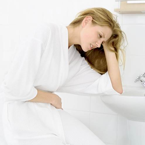 Sometimes, pregnant women feel unpleasant because of smell of mental in their mouth.