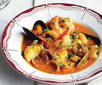 Catalan fish stew