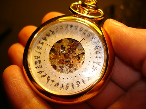 Description: A pocket watch can be a nice gift