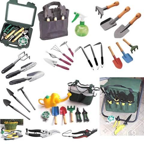 Description: garden tools