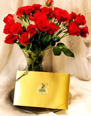 Description: Roses flowers