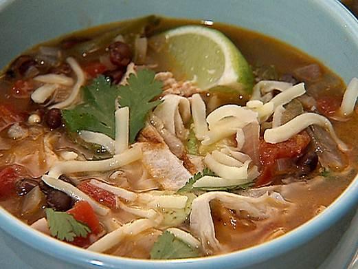 Description: Chicken Tortilla Soup
