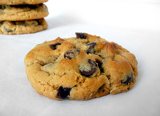 Description: Chocolate Chip-Oatmeal Cookies