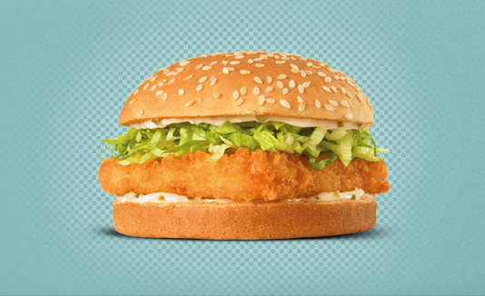 Description: Crispy Fish Sandwiches