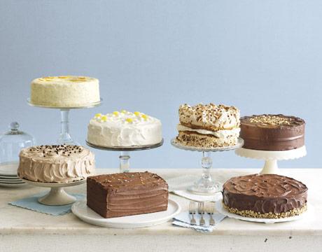 Description: the perfect cakes