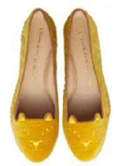 Description: 24. Charlotte Olympia, approximately $785