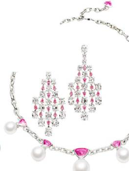 Description: Glamour jewelry