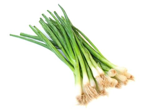Description: Spring onions