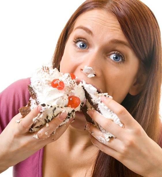 Description: The emotional eater