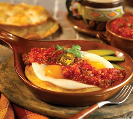 Description: Huevos Rancheros