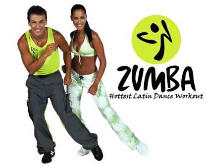 Description: Try Zumba if you like dancing