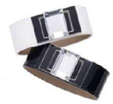 Description: 17. Swarovski cuffs, $305 each