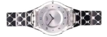 Description: 4. Swatch, $155
