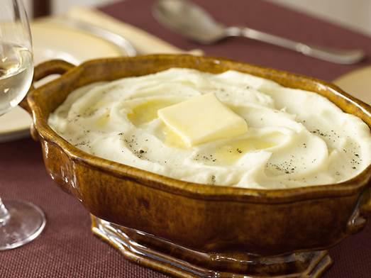 Description: Mashed Potatoes