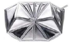 Description: 9. Chanel, $3,400