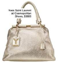 Description: 15. Yves Saint Laurent at Cosmopolitan Shoes, $3,800