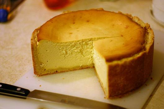 Description: Description: New York-Style Cheesecake
