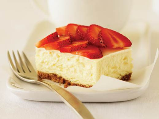 Description: New York-Style Cheesecake