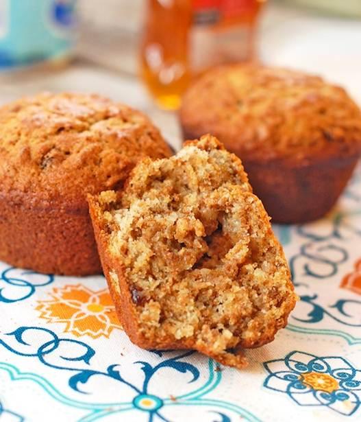 Description: Raisin Bran Muffins
