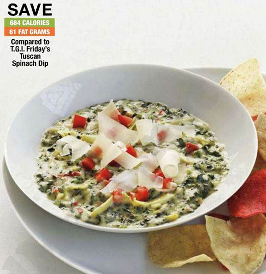 Description: Spinach & Artichoke Dip