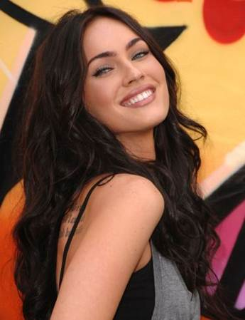 Description: Megan Fox – charming star