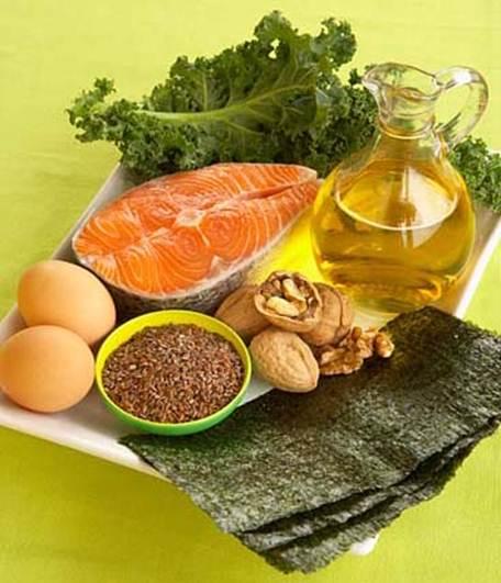 Description: Omega fatty acids
