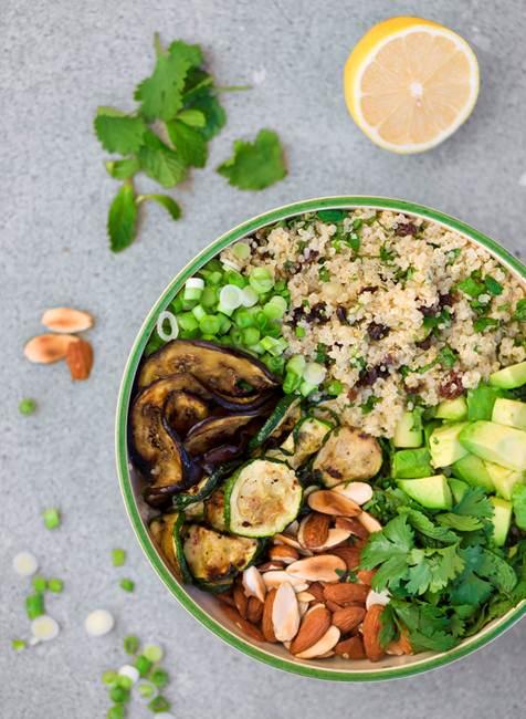 Description: Quinoa salad
