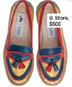 Description: 14. B Store, $500